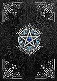 Livre Des Ombres: Grimoire de Magie Vièrge   150 pages Pointillé Pour Noter...