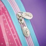 American Tourister Kids' Disney Hardside Upright Luggage, Princess, Carry-On 18-Inch