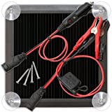 BLSOLAR2 2.5 Watt Solar Battery Charger and Maintainer