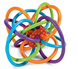 Manhattan Toy Winkel Rattle & Sensory Teether Toy (Baby Product)