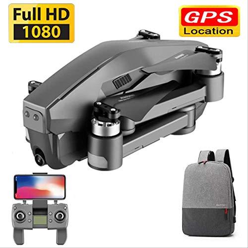 xiaozhu1218 .Drone GPS D4 Quadcopter HD 4k 1080p FPV 600m WiFi Live Video 1.6km Controllo Distanza di Volo 28 Minuti Drone con Fotocamera 1080P