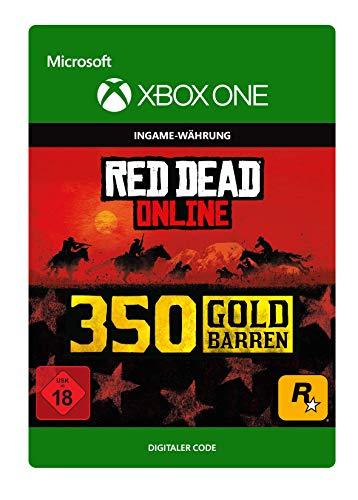 Rockstar Games Red Dead Redemption 2: 350 Goldbarren (DLC) - Xbox One Download Code