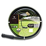 Worth Garden 5/8' x 75' Kink-Free Garden Hose - Best Water Hose for Household & Professional Durable Commercial Non Kink USE 12-Year Manufacturer Warranty