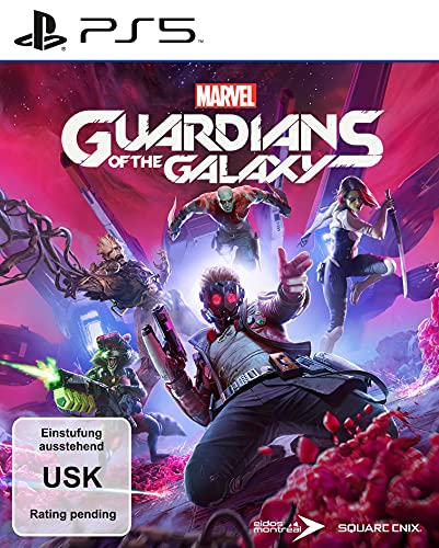 Marvel's Guardians of the Galaxy (Exklusive Amazon) (Playstation 5)