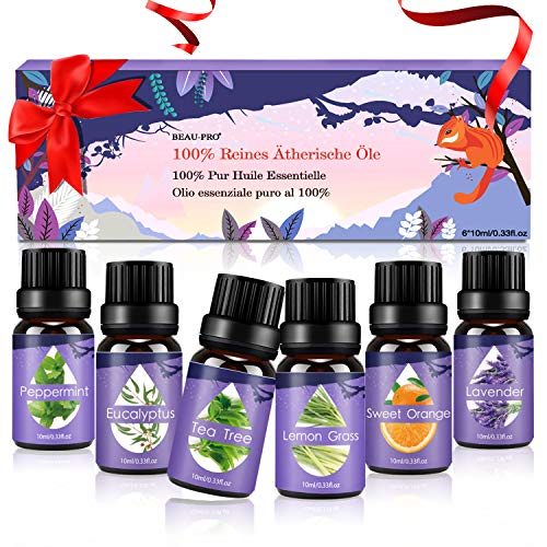 Aceites Esenciales, 100% Puros y Naturales Aromaterapia Acei