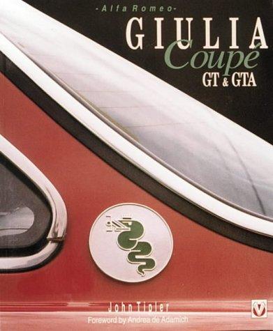Alfa Romeo Guilia Coupe GT and Gta