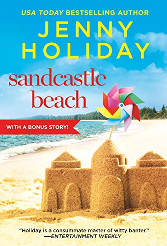 Sandcastle Beach: Includes a Bonus Novella (Matchmaker Bay Book 3) by [Jenny Holiday]