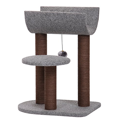 PetPals Cat Tree Cat Tower for Cat Activity with...