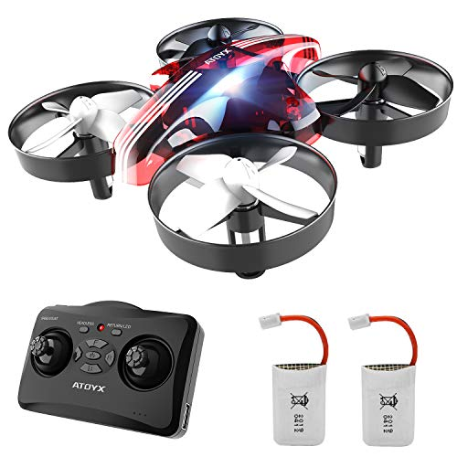 Mini Drones for Kids and Beginners,Helicopter with Remote Control,RC Pocket Quadcopter Drone with Altitude Hold Function,360??Flips and One Key Return Drone Toys for Boys and Girls