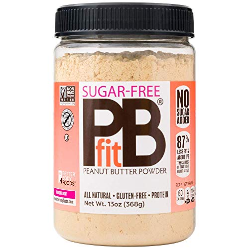 powdered peanut butter for keto diet