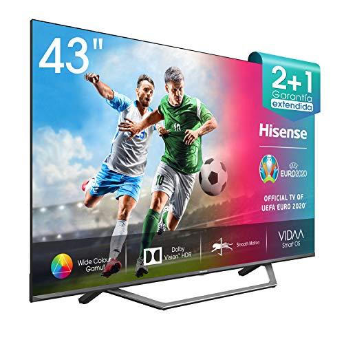 Hisense 43AE7400F UHD TV...