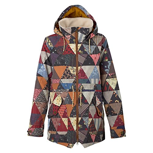 Burton Giacca da Snowboard da Donna, Donna, Snowboardjacke PROWESS Jacket, Kalidaquilt, XL