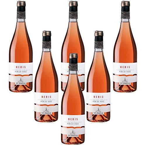 Meris Vino Rosato Merlot Ros Alto Adige Doc. Kellerei St.Pauls (6 bottiglie 75 cl.)
