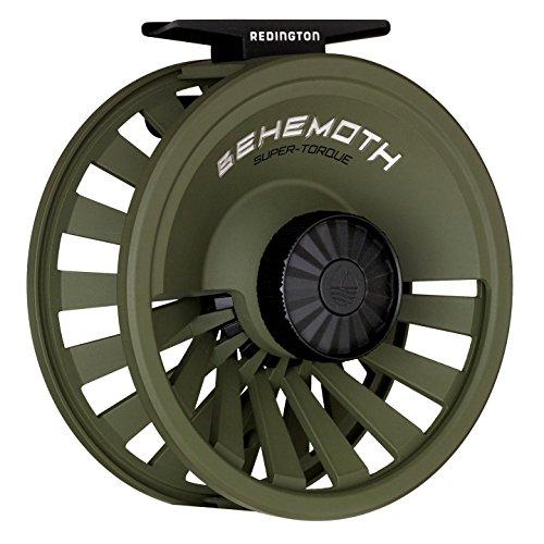 Redington Behemoth 4/5 Fly Reel - O.D Green