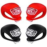 Malker Bicycle Light Front and...