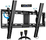 Everstone Adjustable Tilt TV Wall Mount Bracket for Most 32-86 Inch LED,LCD,OLED,Plasma F...