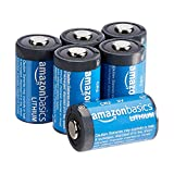 Amazon Basics Lithium CR2 3 Volt Batteries - Pack of 6