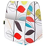 Stand Mixer Cover/Kitchen Mixer Cover with Organizer Bag, Fits All Tilt Head & Bowl Lift Models (Colorful leaves)