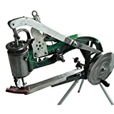 The New(8 bearing)Cobbler machine,Shoe Repair Hand Sewing Machine, Shoe Cobbler Machine with Nylon Line, Manual Mending for Shoes/Bags/Clothes/Quilts/Coats/Trousers