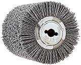 Makita 794384-3 Nylon Brush Wheel, 80 Grit, Coarse