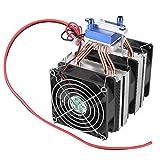 FTVOGUE ventilateur refroidisseur d'eau, appareil de refroidissement...