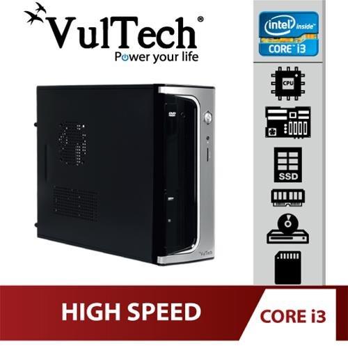 Pc Desktop Micro Vultech Core i3-3220 8Gb SSD...