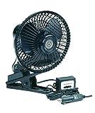 Go Gear SP570804 12 Volt Oscillating Fan