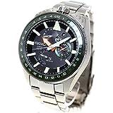 [セイコーウォッチ] 腕時計 プロスペックス LANDMASTER SBED007 メンズ シルバー