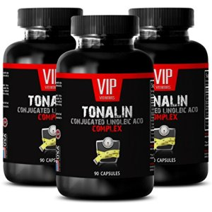Cla supplements for belly fat - TONALIN Conjugated Linoleic Acid Complex - Cla safflower oil weight loss - 3 bottles 270 Capsules 14 - My Weight Loss Today