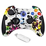 Manette PC sans Fil REDSTORM Manette PS3 2.4GHz Manette Android, Compatible...