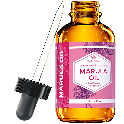 Marula Oil by Leven Rose Pure Organic, Extra...