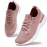 Damen Walkingschuhe Turnschuhe Laufschuhe Sportschuhe Fitness Sneakers Trainers...