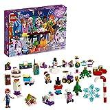 LEGO- Ninjago Heartlake Calendario dell'Avvento Set di Costruzione, Multicolore, 41382
