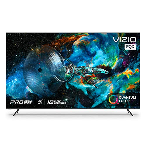 VIZIO 85-inch P-Series - Quantum X 4K HDR Smart TV with Apple AirPlay & Chromecast Built-in (P8…