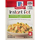 McCormick Instant Pot Chicken, Broccoli & Rice Seasoning Mix, 1.25 oz