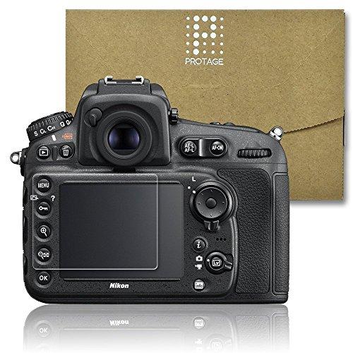 PROTAGE 液晶保護フィルム 液晶保護ガラス ガラスフィルム Nikon ( D4 / D4s / D5 / D500 / D600 / D610 / D800 / D800E / D810 / D810A / Df 対応 ) ニコン デジタル 一眼レフカメラ 液晶 ガラス フィルム