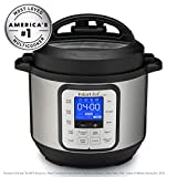 Instant Pot Duo Nova 3-Quart 7-in-1, One-Touch Multi-Use Programmable Pressure Cooker, Slow Cooker, Rice Cooker, Steamer, Sauté, Yogurt Maker and Warmer with New Easy Seal Lid