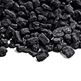 Skyflame Black Vermiculite Granules for Gas Fireplace, 12 oz Bag