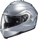 HJC IS-MAX 2 Helmet (Silver, X-Large)
