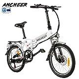 ANCHEER Folding Electric Bike...