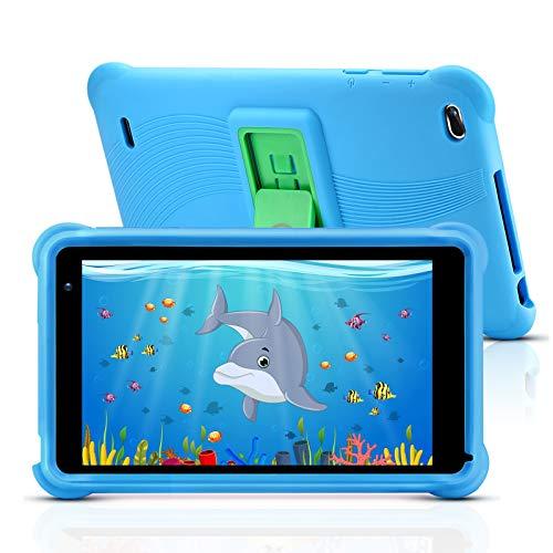 Tablet qunyiCO Android 10.0 GO, para niños, 7 Pulgadas 32GB...