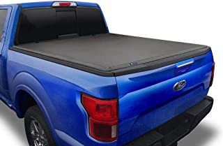 Tyger Auto T3 Soft Tri-Fold Truck Bed Tonneau Cover Compatible with 2015-2021 Ford F-150..