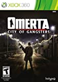 Omerta: City of Gangsters - Xbox 360 (Video Game)
