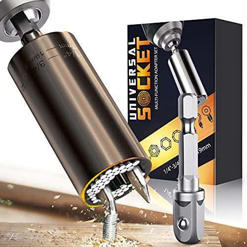 Geschenke für Männer Universalnuss Steckschlüssel - Männer Geschenke Werkzeug Geschenkideen für...