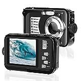 Appareil Photo Etanche Caméra sous Marine 2.7K Full HD 30MP Appareil Photo...