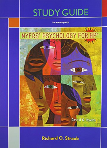 Advanced Placement® Psychology Study Guide