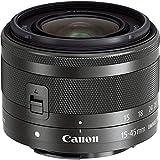 Canon Objectif EF-M 15-45mm f/3.5-6.3 IS STM pour EOS M Graphite