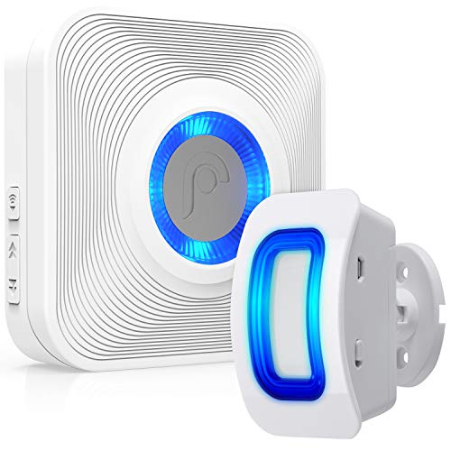 Fosmon WaveLink 51005HOM Wireless Home Security Driveway Alarm,...