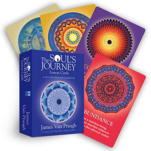 The Soul's Journey Lesson Cards: A 44-Card Deck and...