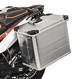 Maleta lateral aluminio Bagtecs 45l Yamaha XT 1200 Z Super Tenere, XT 600 E, XT 660 R/X, XT 660 Z Tenere, XTZ 660 Tenere, XTZ 750 Super Tenere, FZ8